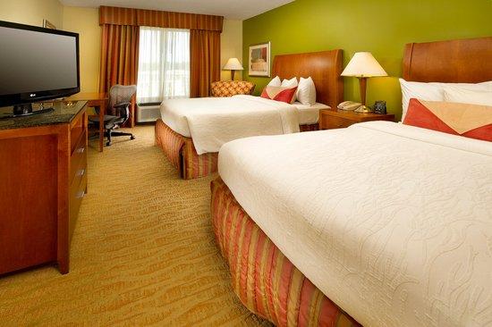 Hilton Garden Inn Atlanta NW / Kennesaw Town Center : 2 Queen
