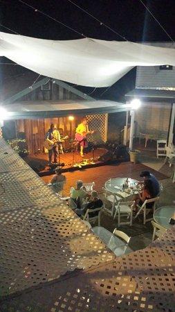 Sierra Nevada House: Live Music