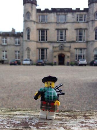 Melville Castle Hotel : Our Scottish trip to Melville castle