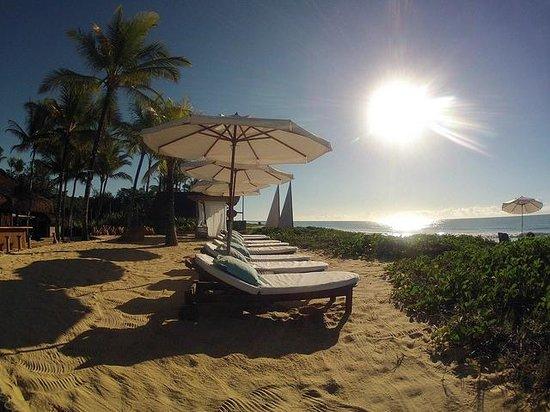 Villas de Trancoso Hotel: Beach
