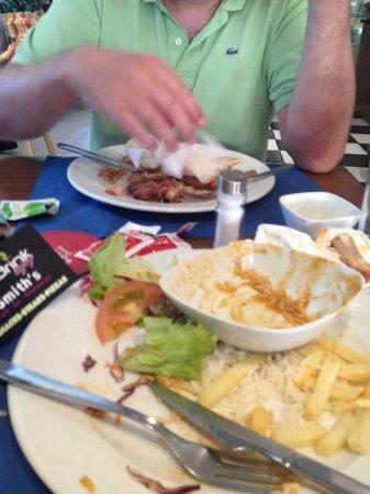 Smith's Cafe-Bar-Restaurant : Just fin, omg so nice
