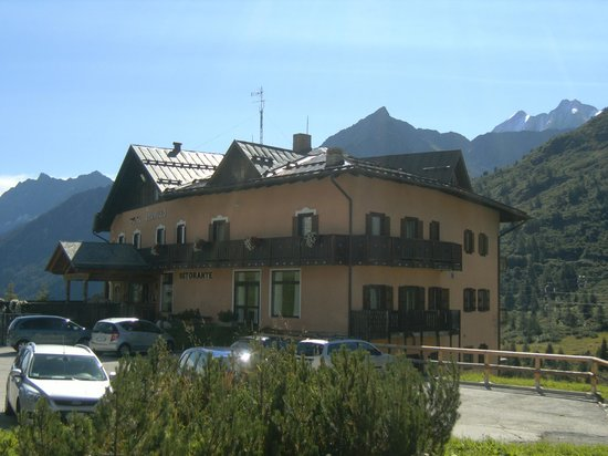 L'hotel Adamello