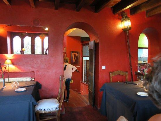 Asador Casa Santa Pola: From the interior