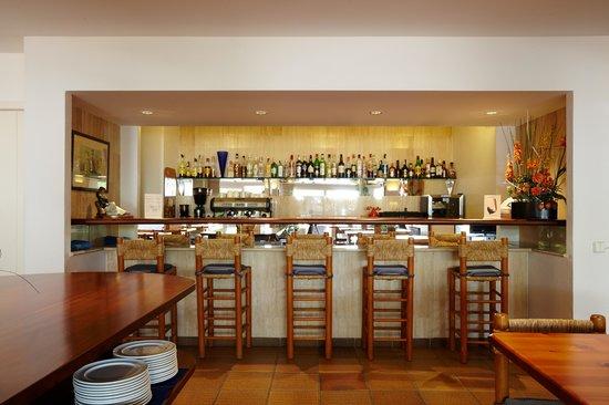 Hotel Blaumar Cadaqués: Bar