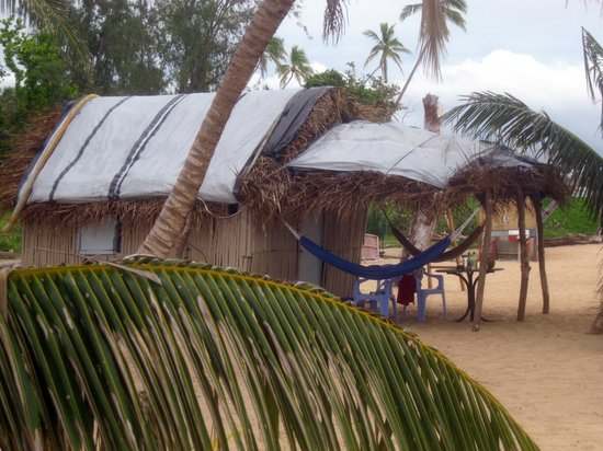 Taiana's Resort: unser fale