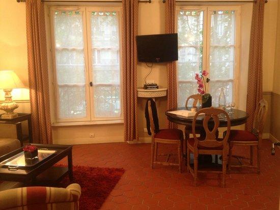 La Maison Saint Germain: Sala