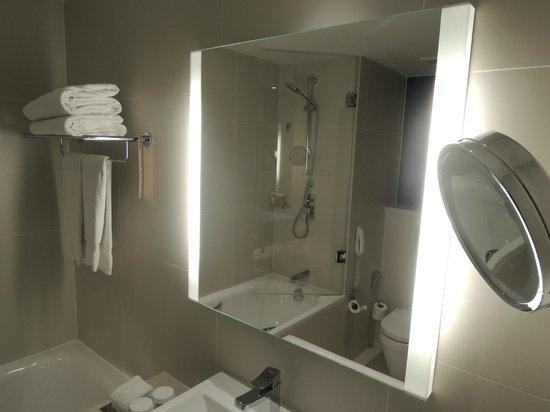 Pullman Dubai Creek City Centre : Bathroom