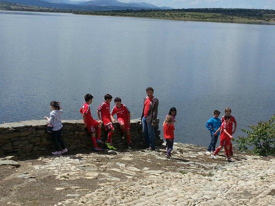 Salvatierra Rural: Los niños disfrutando de Salvatierra