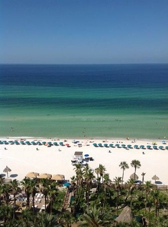 Holiday Inn Resort Panama City Beach: outstanding view!
