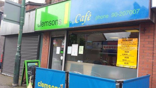 Clemsons Cafe Belfast