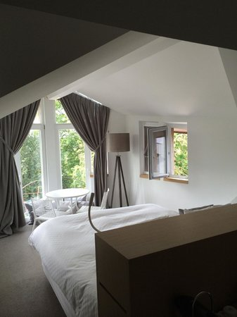 NE5T Hôtel & Spa : NEST bedroom