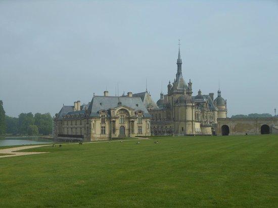 Château de Chantilly : The chateau
