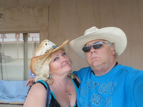Stampede RV Park and B&B: a great time, at stampede rv park!!!! THANKS SUE!!!