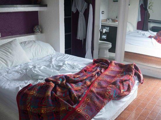 Villas Las Anclas: Great upstairs bedroom