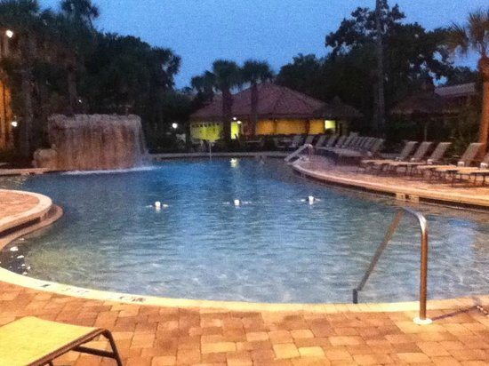 Doubletree by Hilton Orlando at SeaWorld: Hotel Pool