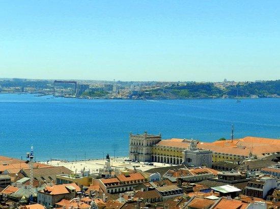 Castelo de Sao Jorge : Lisboa!