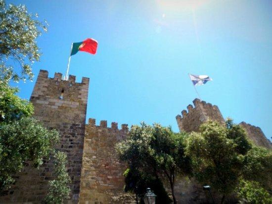 Castelo de Sao Jorge : Castelo