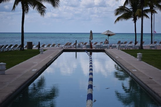Grand Lucayan, Bahamas : lap pool