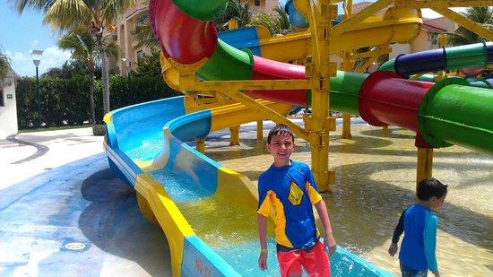 All Ritmo Cancun Resort & Waterpark: Waterpark