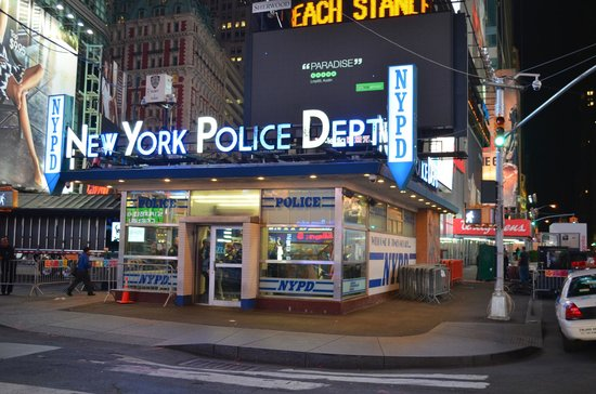 Image result for nypd time square