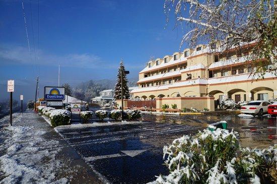 Yosemite Sierra Inn: Hotel