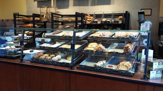 Panera Bread: Great baked goods!