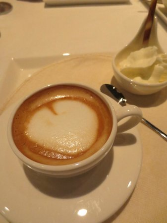 Theoria - Ristorante i Tigli in Theoria: Espresso in the end- a must have