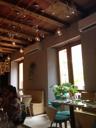 Carmen Restaurant Cartagena: Carmen a medio dia