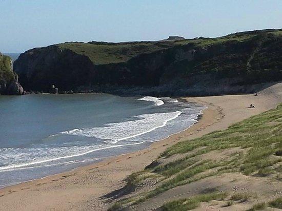 Pembrokeshire Coast National Park: Cliffs