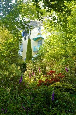 Hotel Portmeirion: Portmeirion Gardens
