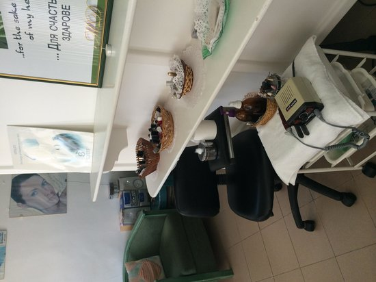 El Mouradi Club Kantaoui : Beauty salon