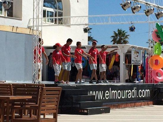 El Mouradi Club Kantaoui : Animation team