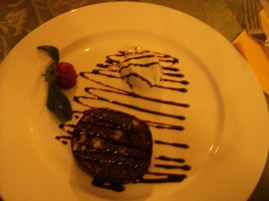 Dolmama Restaurant: Fig Roll