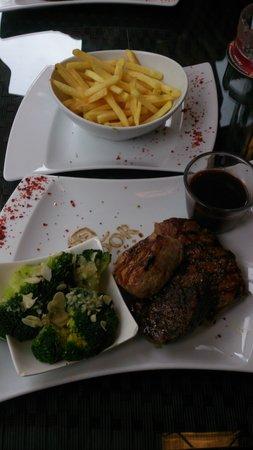 Steakhouse ASADOR: Grillteller Asador