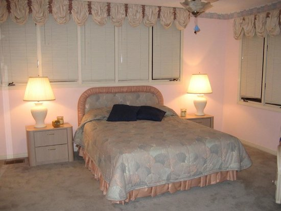 The Villas at Seascape Resort: one of three comfortable bedrooms