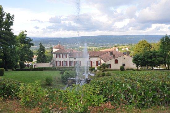 Aiguefonde, Francia: de chateau