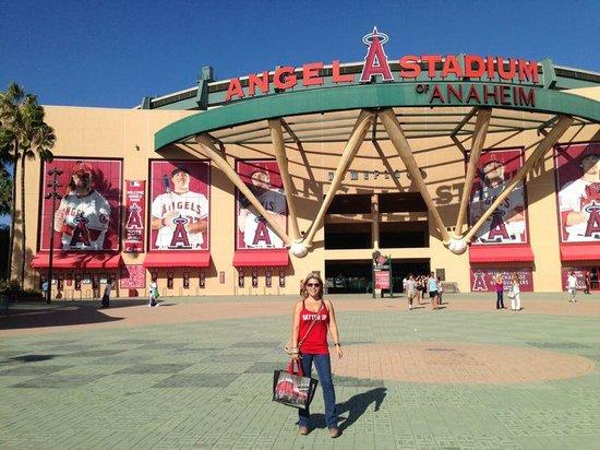TownePlace Suites Anaheim: Angel Stadium