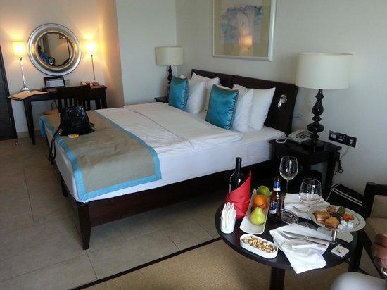 Arkin Palm Beach Hotel : Junior suite