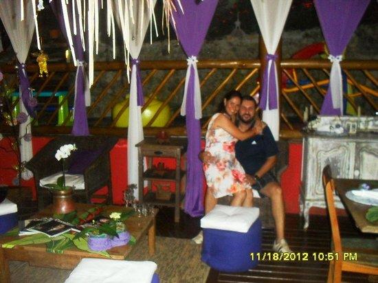 Allmirante Bar & Restaurante: Lua de Mel