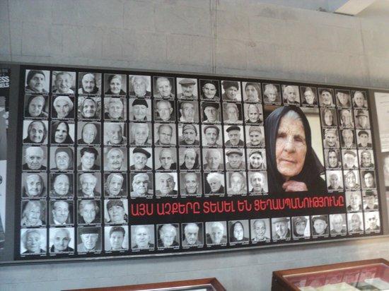 Armenian Genocide Museum : Genocide Museum