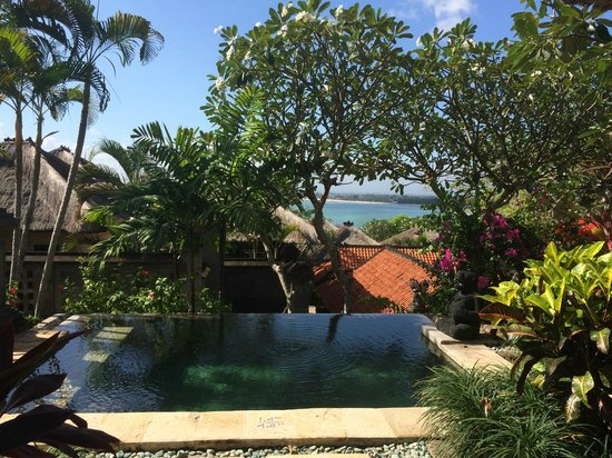 Four Seasons Resort Bali at Jimbaran Bay: Your private plunge pool