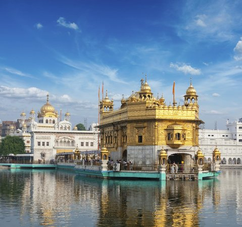 Harmandir Sahib: Golden Temple