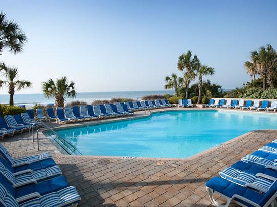Coral Beach Resort And Suites Myrtle Beach Sc United States