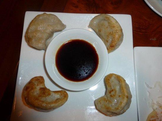 Confucius Chinese Cuisine: Pan Fried Pork Dumpling Confucius