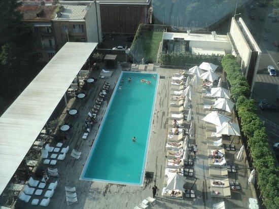 Holiday Inn Tbilisi: Swimming Pool