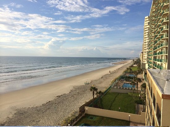 Holiday Inn Express and Suites Oceanfront: Ocean View