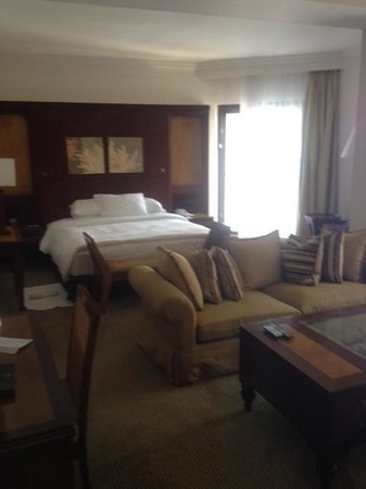 Hilton Luxor Resort & Spa : Hotel kamer