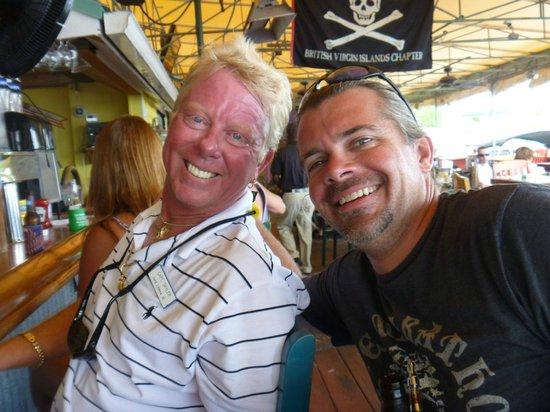 Scuba-Do Dive Company: Captain Skylar and Brent