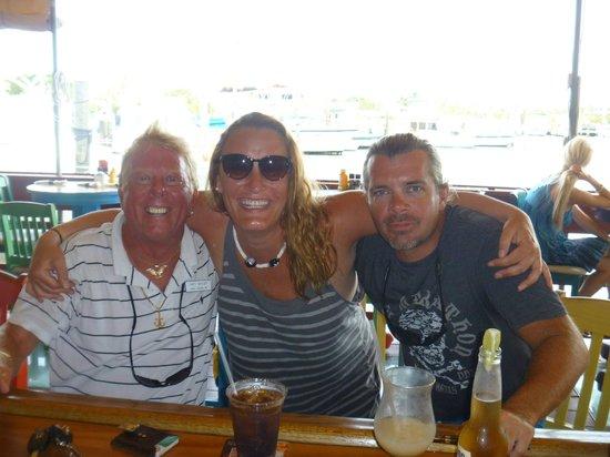 Scuba-Do Dive Company: The 3 of us after a successful SCUBA cert