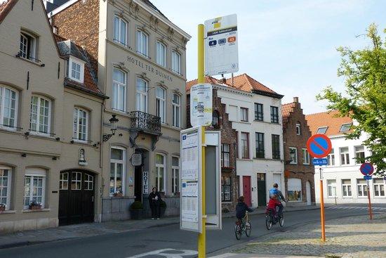 Hotel Ter Duinen: Ein romantisches kleines Hotel mit guter Busverbindung!
